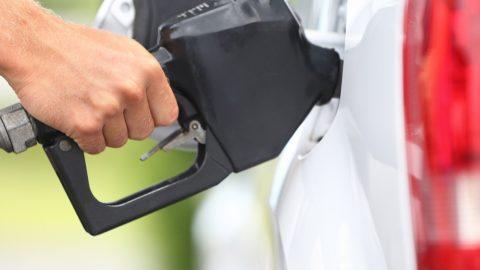 Gasoline prices hit record